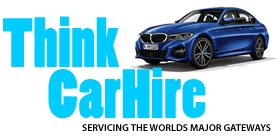 Think Car Hire | Servicing The Worlds Major Gateway's